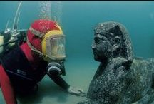 Sunken Cities: Egypt's Lost Worlds at the British Museum / Photos, films and reviews about the British Museum Sunken Cities exhibition
