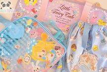 Kawaii Bags & Purses / The cutest bags & purses @ www.kawaii-panda.com