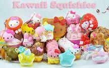 Kawaii Squishies / The cutest squishies @ www.kawaii-panda.com