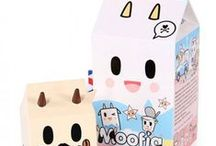Cute Blind Boxes / The cutest blind boxes @ www.kawaii-panda.com