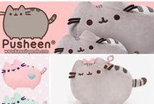 ❤ Pusheen / Adorable Pusheen The Cat @ www.kawaii-panda.com