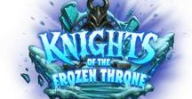 Hearthstone : Chevaliers du Trône de glace (Knights of the Frozen Throne)