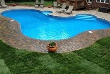 Vinyl Pool Designs / Custom vinyl pool designs from your Charlotte, Carolina Pool builder, Innovative Pool Designs.   http://www.ipdnc.com/vinyl-pools