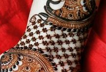 Henna Designs / These intricate designs will inspire & amaze. See for yourself!