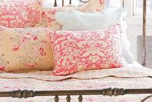 Stunning fabric, cushions and paper