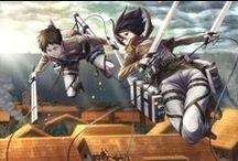 Attack on Titan / Shingeki no Kyoujin / Anime series