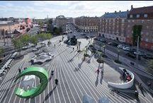 Urban design. Landscape architecture.