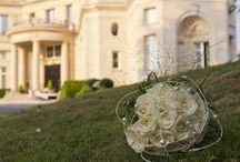 Le #Mariage de Vos Rêves dans un Château en Ile de France - Your #Chateau Dream #Wedding near Paris / Organisez le #mariage de vos rêves dans un #château à l'histoire très #romantique... Organize your dream #wedding in our #chateau with a rich and romantic history.   / by Tiara Château Hôtel Mont Royal Chantilly