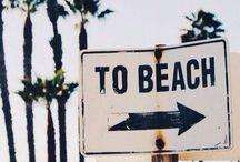 I like beach