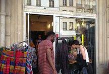 Bazarapagne / Pop up Store de la marque Bazarapagne à la Petite Crèmerie de Paris
