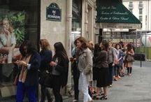 Soeur / Pop up Store de la marque Soeur à la Crèmerie de Paris