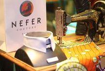 Nefer / Nefer Showroom à la Crèmerie de Paris
