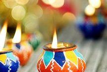 Celebrate Diwali / Celebrate The Festival of Lights & get inspired!