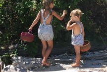 Wild n' Free Tots / Mediterranean kids, happy and healthy beautiful toddlers