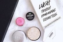 t h e - l u s h - l i f e / all things Lush Cosmetics