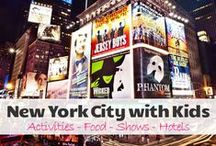 NYC with Kids / NYC with Kids board that showcases the best family friendly things to do, restaurants, hotels and Broadway shows in New York City.