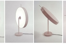 lights / pendant lights, wall lights, table lights / by Claire Canning