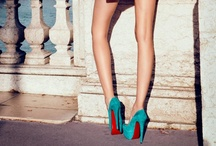 Style Heels / by Highheels, Stockings & more
