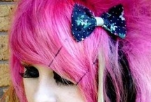 Multicoloured \ Scene Hair