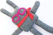 'Curiouser and Curiouser' / Hand Made and curious toys