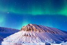 i.c. AÚRðRå LïGH†Ƨ / my bucket list.... to watch the colors in the night sky dance... / by a.l.s (1*)