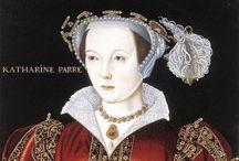 Tudor / Portraits and clothing details c. 1500-1560