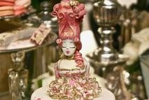 Cake Cravings / I love wedding cakes, and how they can be designed