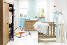 Babykamer-ideeën / Creatieve babykamers en véél leuke ideetjes om een uniek en warm nest te maken.