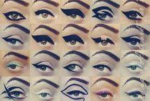 Styling/eye/hair/clothe/dress / Styling/hair/eye/clothe