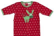 Fêtez Noël avec Bébé ! / Cette année, autour du sapin, ce sera bébé l'invité le plus looké! Dreambaby vous a concocté la plus adorable des collections de Noël. Un body tout doux? Un pyjama bien chaud? Un bavoir et un bonnet aux couleurs des fêtes de fin d'année? En total look ou en fashion touch? C'est comme vous voulez. Faites-vous plaisir!