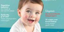 Magazine in de kijker / Op de cover van het dreambaby²-magazine zie je elke editie een fotogenieke kleine spruit van een van onze lezeressen. Wil je jouw engeltje ook kandidaat stellen? Hou dreambaby2.be in de gaten voor de volgende oproep!
