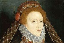 Elizabeth I medallion portraits