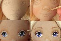 Как   сделать куклу