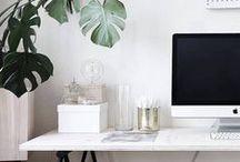 W O R K S P A C E / With a great space comes great productivity