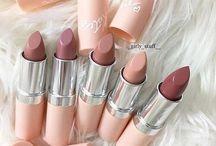 L for lipstick