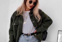 woman's street fashion