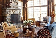 Goliad Home Ideas / need to decide what style we want, fixtures, windows, flooring, tile, and then furnishings