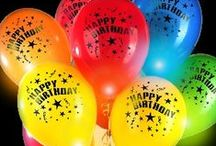 LED Balloons / Make your party stand out with light up balloons!
