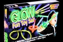Glow Party Kits / Having a glow party? Here's everything you'll need!