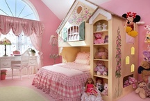 Little girls' rooms