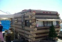 Campers / what can be done with an old camper