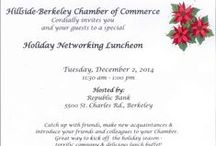 Chamber Events / The chamber hosts many networking events throughout the year for our members and their guests.