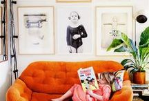 Interiors / by Roxanne :ee