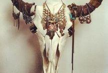 Injun style
