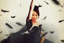 <3 Hunger Games <3 / X ki ama la saga di The Hunger Games <3 <3 :) e particolarmente Josh Hutcherson e Jennifer Lawrence :)));))
