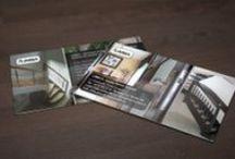 Wizytówki firmowe / Galeria naszych zrealizowanych projektów wizytówek firmowych :)