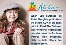 Aloha Facts / All things Aloha Fiberglass Pools