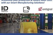 Smart Manufacturing / Solutions and resources for smart manufacturing.