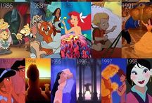 disney + my childhood / shut up i love it all