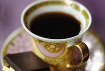 coffee & chocolate / My pleasures